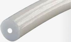10 mm fehér körszíj, kevlár erősítéssel
