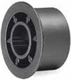 S007350680 - Rexnord (Marbett) visszafutó görgő, átm. 42,5 mm, peremes, perem átm. 51 mm, tengely: 20 mm, cikksz.: 10138916