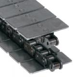 Rexnord 1864 SS-K750 [SS1864 SS-7.5IN] szállítólánc, rozsdamentes acél, lapka sz.: 190,5 mm (kód: 814036325, cikkszám: 10144795)