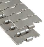 Rexnord 60 S 31 XM szállítólánc, egyenes, sz.: 82,5mm, o.: 38,1mm, Max-Line (kód: 762.69.31, cikkszám: 10139394)