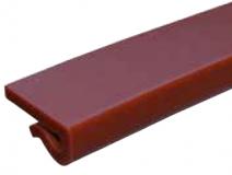 S0261UL634533N - Rexnord (Marbett) 261 J-profil, anyaga: ULF (ultra low friction), vörösesbarna, cikksz.: 10375817