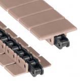 Rexnord LF843-K138 típusú lánc, szénacél lánc, lapka: LF acetál, lapka sz.: 34,9, osztás: 12,7 (kód: L0843604271, cikkszám: 10373764)
