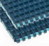 Rexnord FG 500 XLG modulhev., sz.: 595mm, acetál, zöld, o.: 12,7mm, csap: PP (kód: 857.40.16, cikkszám: 857.40.16)