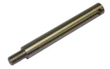 S000066794 - Rexnord (Marbett) PIN D12X120MM SS304 M10X21 (LP) csap, D12, a végén M10 menettel, másik végén 4 mm furattal, cikksz.: 10371836
