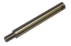 S000065794 - Rexnord (Marbett) PIN D12X118MM SS303 M10X18 (LP) csap, D=12, egyik végén M10x17 menet, másik v. 6mm furat, cikksz.: 10371821
