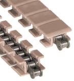 Rexnord LF1843TAB SS-1.25IN kany. szállítólánc, rozsdamentes acél alaplánc, sz.: 31,8mm (kód: L1843688951, cikkszám: 10177560)