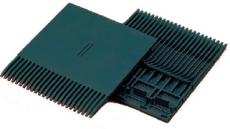 Rexnord GL 2000 XLG [TRAN PLT COMB XLG2000 163x152MM_GLASS] 163 x 152 átadófésű, sz.: 151 mm, üveghez (kód: 837.12.09, cikkszám: 10147614)