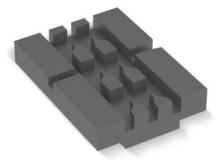 Rexnord CHAINTOOL PTT MTT 1.5IN SET láncszerelő szerszám, acél és műa. 38,1mm osztású szállítóláncokhoz (kód: 774.06.36, cikkszám: 10143737)