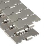 Rexnord 10M31M szállítólánc, kanyarodó, Magnetflex, sz: 82,5 mm, o: 38,1 mm, Max-line (kód: 767.13.31, cikkszám: 10139432)