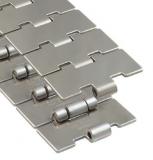 Rexnord 60 S 25 M egyenesen futó, rozsdam. acél, lapka sz.: 66,7mm (kód: 762.53.25, cikkszám: 10375175)