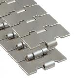 Rexnord 60 S 72 M szállítólánc, egyenes, spec. rozsdam. acél, Max-Line, sz.: 190,5mm, o.: 38,1mm (kód: 762.53.72, cikkszám: 10139389)