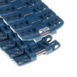 Rexnord FGM 1050 XLG kanyarodó (Magnetflex) sz.lánc, Flush Grid, o.: 25,4mm, sz.: 83,8mm, POM (kód: 749.11.31, cikkszám: 10139071)