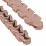 Rexnord L1700A [LF1700-55MM SS PIN] Multiflex szállítólánc, LF-acetál, barna, osztás: 50 mm (kód: L1700A, cikkszám: 10156539)
