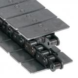Rexnord 1864 SS-K450 [SS1864 SS-4.5IN] szállítólánc, rozsdamentes acél, lapka sz.: 114,3 mm (kód: 814036319, cikkszám: 10144793)
