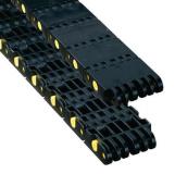 Rexnord BSM 3125 K4 [BSM3125-4.00in_MTW] modulheveder, fekete acetál, csap: poliészter (kód: I3125BSMK004, cikkszám: I3125BSMK004)