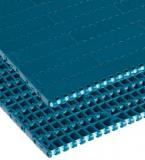 Rexnord FT 1000 XLG [XLG1000FT-255MM] modulheveder, sz.: 255mm, XLG-acetál, zöldeskék (kód: 817.30.12, cikkszám: 10146453)