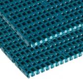 Rexnord FGDP 1000 XLG 170 modulh., sz.: 170mm, o.:25,4mm, acetál, zöld, csap: PP, dupla Positrack (kód: 874.43.11, cikkszám: 10148005)