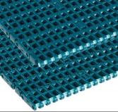 Rexnord FGDP 1000 PSX 255 modulh., sz.: 255mm, o.:25,4mm, PSX, szürke, dupla Positrack (kód: 874.64.12, cikkszám: 874.64.12)