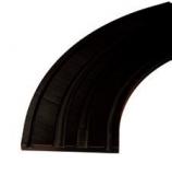 Rexnord kanyarív 510 mm széles 1285 RBT hevederhez, 90°, R=600, sz.: 536, 100-100 mm egyenes (kód: 806.40.20, cikkszám: 10361536)