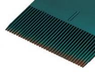 Rexnord 1000 XLG 154 x 170 (TRAN PLT COMB XLG1000 154x170MM) átadófésű RR 1000 modulhevederhez (kód: 817.12.05, cikkszám: 10146446)