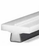 S031065612 - Rexnord (Marbett) 310 láncvezető profil, 43 mm széles, középen vezetővel, rozsdam. acél, 3 m. szálakban, cikksz.: 10375791