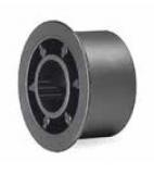 S007350660 - Rexnord (Marbett) visszafutó görgő, átm. 42,5 mm, peremes, perem átm. 51 mm, tengely: 12 mm, cikksz.: 10371953