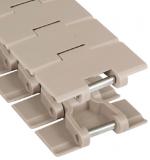 Rexnord DRY-PT_RHMP-3.25IN műanyag szállítólánc, kanyarodó Magnetflex, lapka sz.: 82,5mm, vast.: 4mm, zöld Dry-PT (cikkszám: 10478419)