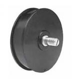 S0075672672N - Rexnord (Marbett) feszítő, csévélő kerék, bal, anyaga: erősített PA, csévélés hossza: 600 mm, cikksz.: 10139102