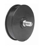 S0075672652N - Rexnord (Marbett) feszítő, csévélő kerék, bal, anyaga: erősített PA, csévélés hossza: 2500 mm, cikksz.: 10139100