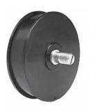 S0075672642N - Rexnord (Marbett) feszítő, csévélő kerék, jobb, anyaga: erősített PA, csévélés hossza: 2500 mm, cikksz.: 10139099