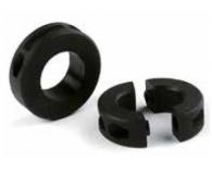 S0612614722 - Rexnord (Marbett) beállítógyűrű, osztott, kör furattal, Df=20mm, A=40mm, horony nélkül, cikksz.: 10372422