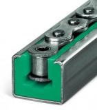 Láncvezető CKG, 16B-1 1'x17mm (2 m-es szálakban) [KF CKG, 16B-1 1'x17mm, kód: 221420007]