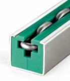Láncvezető CRG, 6 mm (2 m-es szálakban) [KF CRG, 6 mm, NL, kód: 231120009]
