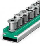 Láncvezető CU, 16B-1 1'x17mm (2 m-es szálakban) [KF CU, 16B-1 1'x17mm NL, kód: 221320018]