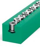 Láncvezető K, 28B-1 1 3/4'x31mm (2 m-es szálakban) [KF K, 28B-1 1 3/4'x31mm, NL, kód: 221120038]