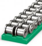 Láncvezető T-Dupl., 08B-2 1/2x5/16', H=10 mm (2 m-es szálakban) [KF T-Dupl., 08B-2 1/2x5/16', H=10 mm, kód: 221020026]