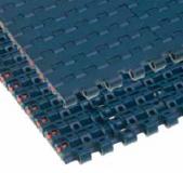 Rexnord FT 1505 XLG [XLG1505-680MM] egyenesen futó modulheveder, sz.: 680mm, XLG acetál, zöldeskék (kód: 873.44.17, cikkszám: 10480324)