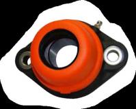 625943 - Rexnord (Marbett) peremcsapágy SUCFLN205C_25_PA_OP_O, e=90 mm, 25 mm tengelyhez, nyitott kupakkal, cikksz.: 10346440