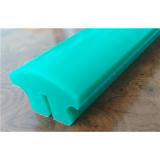 Gombaprofil, zöld, 3mm-es laposvasra, szélessége: 33,3mm, magassága: 22,6mm, 3 m-es szálakban (kód: LOR_M_g.prof_Z)