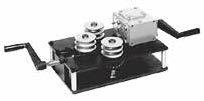 S021860151 - Rexnord (Marbett) BENDING MACHINE 218 MANUAL vezetőprofil-hajlító készülék, manuális, görgők nélkül, cikksz.: 10091050